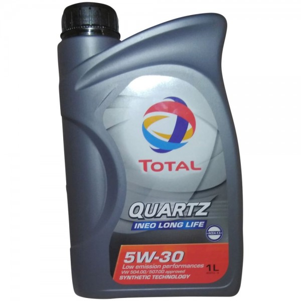 Total Quartz Ineo LongLife 5W-30