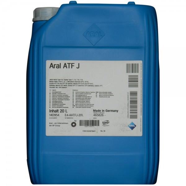 Aral Getriebeöl ATF J