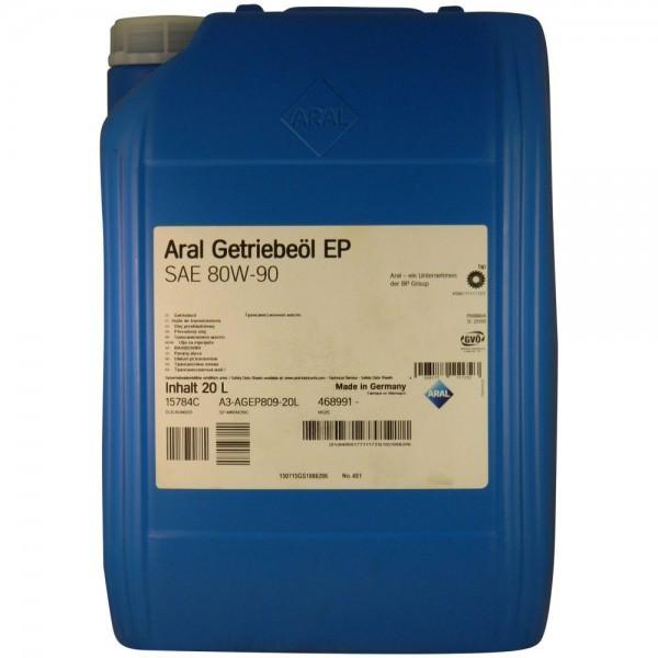 Aral Getriebeöl EP 80W-90