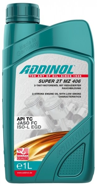 Addinol Super 2T MZ 406 - 1 Liter