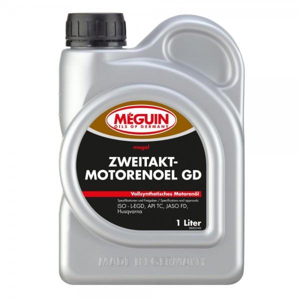 Meguin megol Zweitaktmotorenoel GD (vollsynthetisch)
