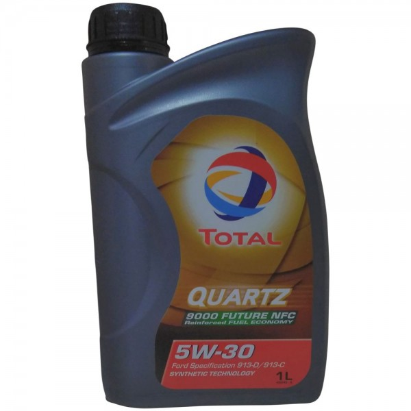 Total Quartz 9000 Future NFC 5W-30 - 1 Liter
