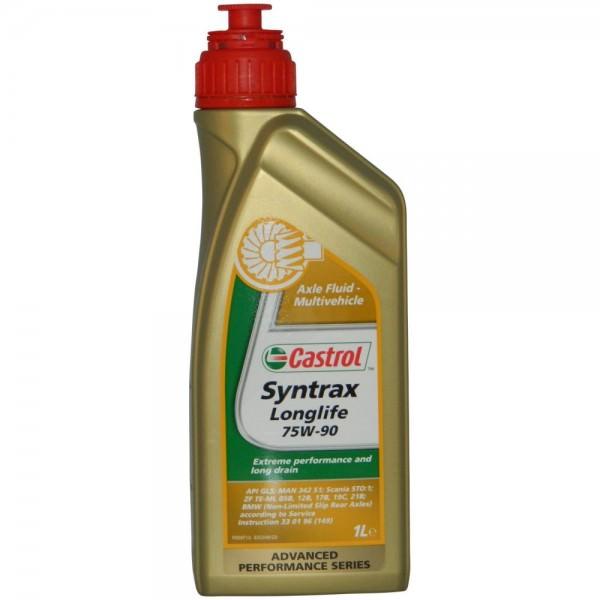 Castrol Syntrax LL 75W-90