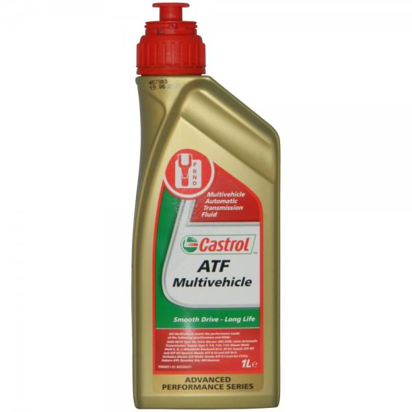 Castrol ATF Multivehicle - 1 Liter