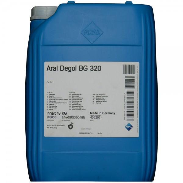 Aral Degol BG 320 Getriebeöl