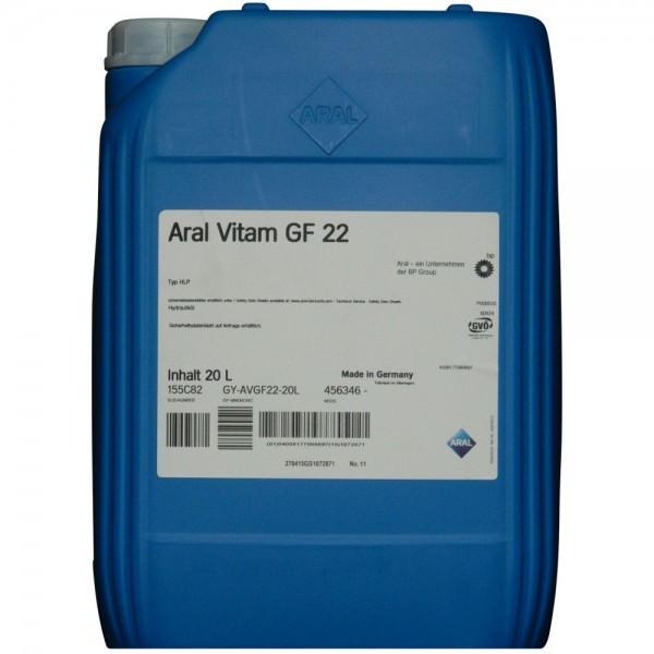 Aral Vitam GF 22