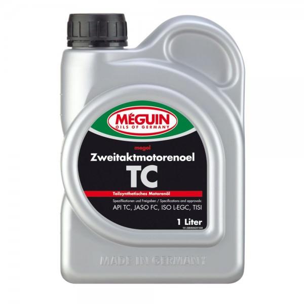 Meguin megol Zweitaktmotorenoel TC (teilsynthetisch)
