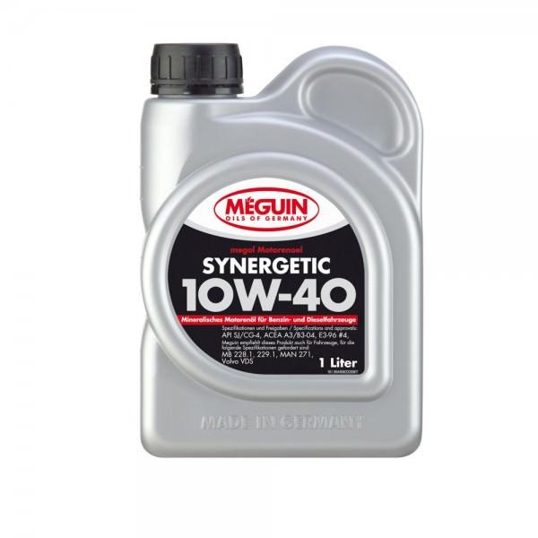 Meguin megol Motorenoel Synergetic 10W-40