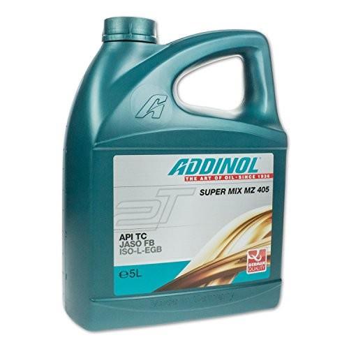 Addinol Super 2T MZ 405 (rot gefärbt) - 5 Liter