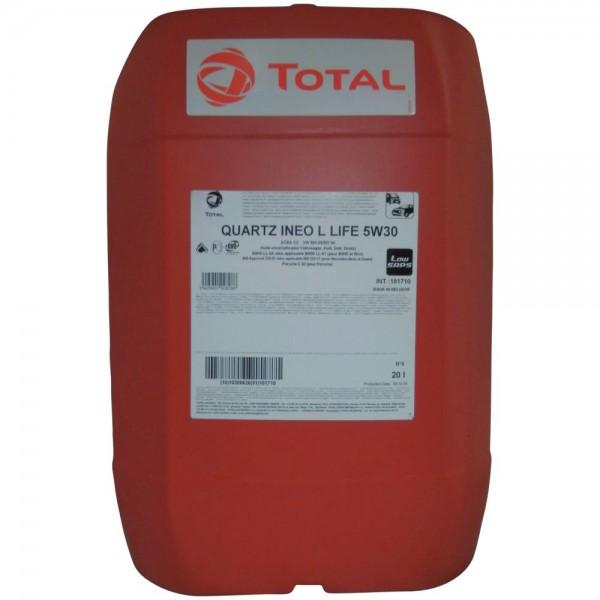 Total Quartz Ineo LongLife 5W-30 - 20 Liter