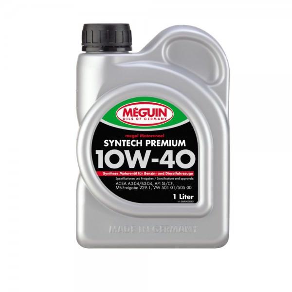 Meguin megol Motorenoel Syntech Premium 10W-40