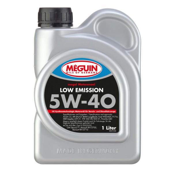 Meguin megol Motorenoel Low Emission 5W-40
