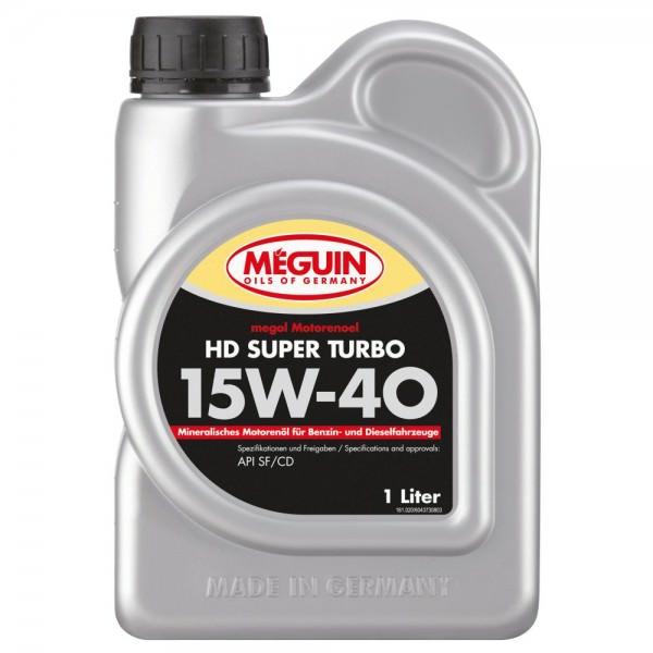 Meguin megol Motorenoel HD Super 15W-40