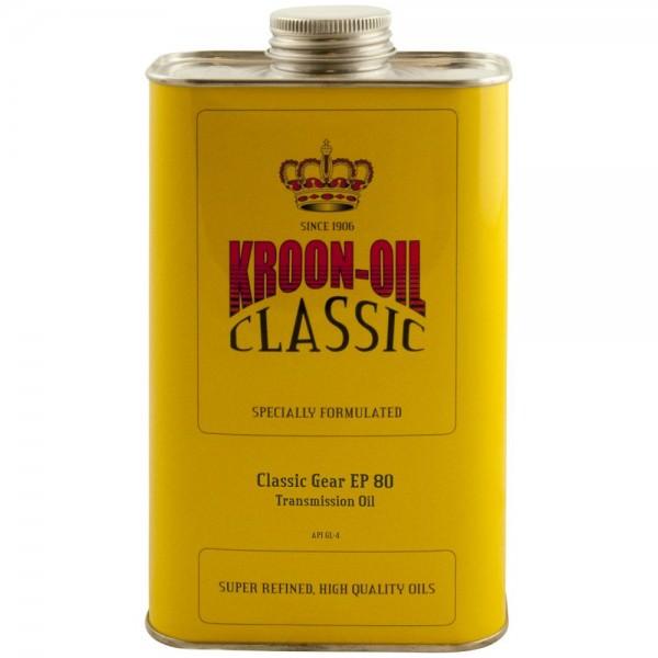 Kroon Oil Classic Gear EP 80