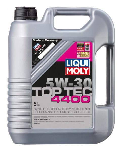 Liqui Moly Top Tec 4400 5W-30 5 Liter
