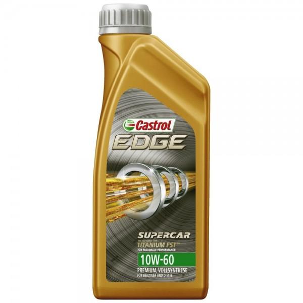 Castrol Edge 10W-60 Supercar