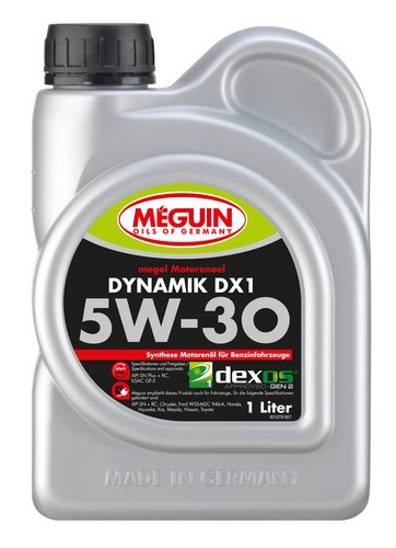 Meguin Dynamik DX1 SAE 5W-30 - 1 Liter