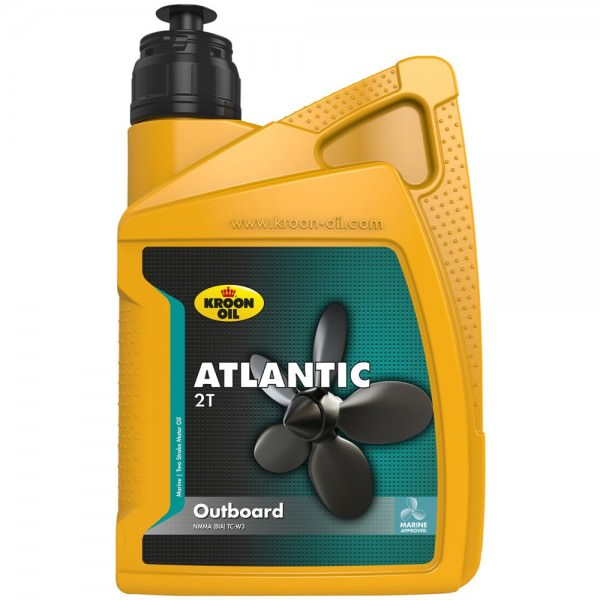 Kroon Oil Atlantic 2T Outboard - 1 Liter