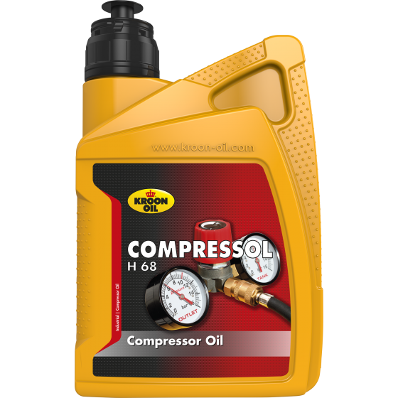 Kroon Oil Compressol H 68 - 1 Liter