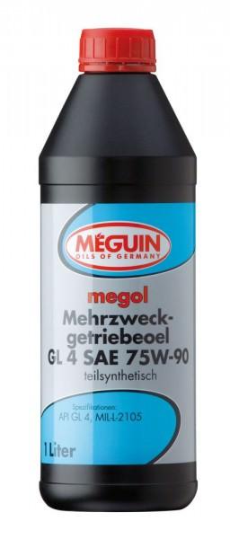 Meguin megol Mehrzweck-Getriebeoel GL4 SAE 75W-90