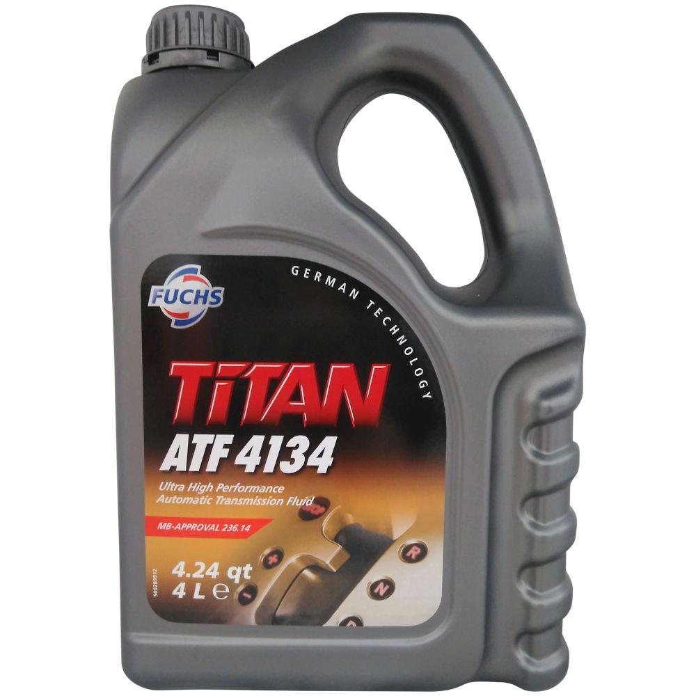 fuchs titan atf 4134 automatikgetriebe l pkw. Black Bedroom Furniture Sets. Home Design Ideas