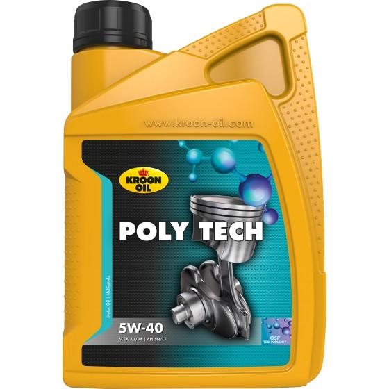 Kroon Oil Poly Tech 5W-40