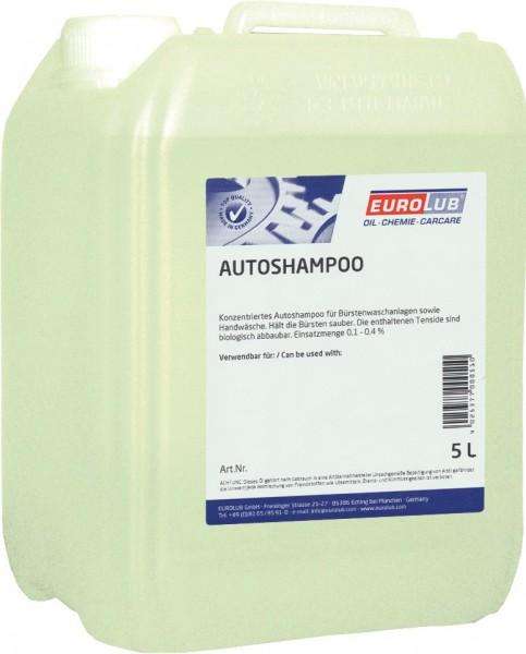 Eurolub Autoshampoo - 5 Liter