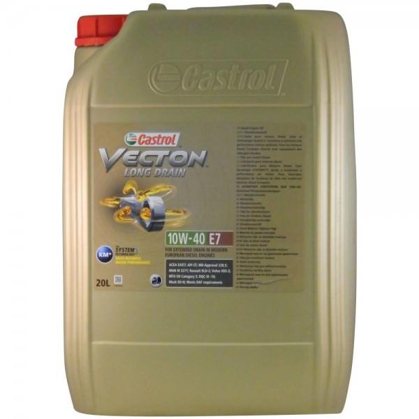 Castrol Vecton Long Drain 10W-40