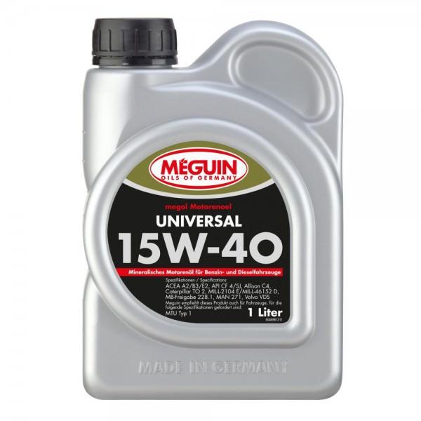 megol Motorenoel Universal SAE 15W-40