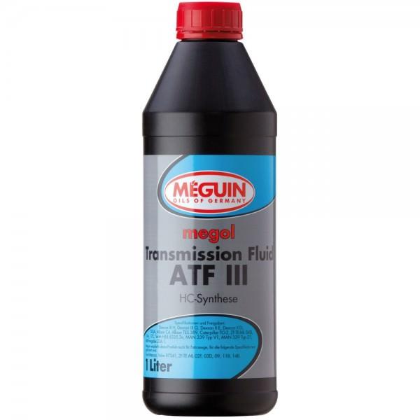 Meguin megol Transmission Fluid ATF III