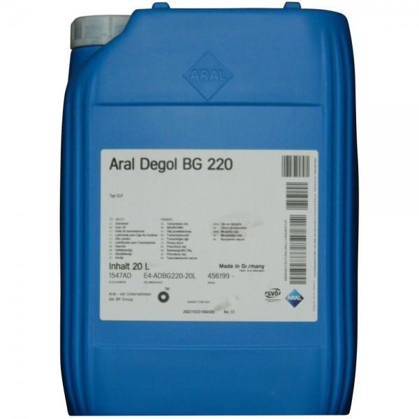 Aral Degol BG 220 Getriebeöl