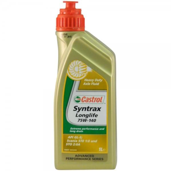 Castrol Syntrax LL 75W-140
