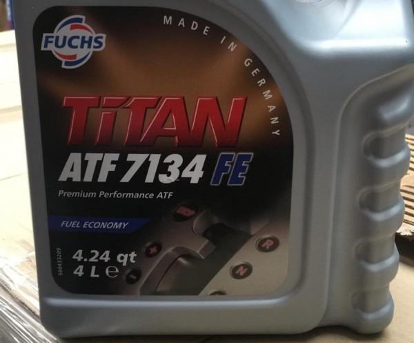 Fuchs Titan ATF 7134 FE – 4 Liter