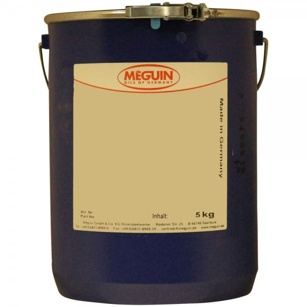 Meguin Lithium-Komplexfett LX2P